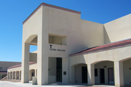 Gloria Sheldon Technical Arts Building