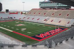 Arizona Stadium North End Zone Expansion
