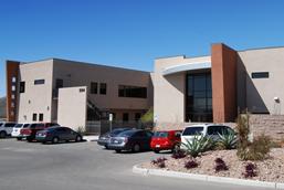 La Frontera Administrative Building
