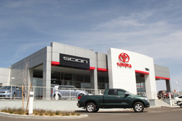 Tim's Toyota / Scion Dealership