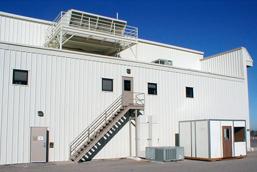 Davis Monthan AFB Building 1440 Hi-X System