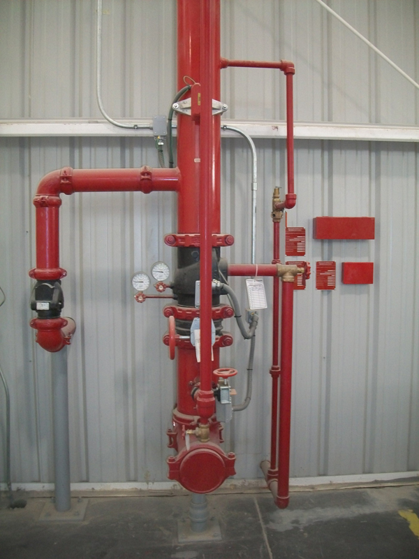 Kwa Fire Protection Engineering. Minera Pe Asquito. Wiring. Fire Sprinkler System Schematic Warehouse At Scoala.co