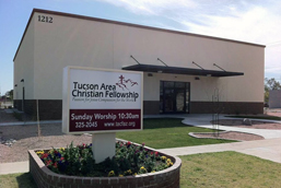 Tucson Christian Fellowship Sanctuary Building